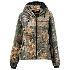 SHE Outdoor C4 Camo Jacket for Ladies