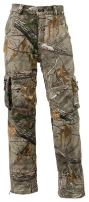 SHE Outdoor C4 Camo Pants for Ladies – Realtree Xtra – 2XL