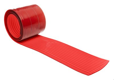 KeelShield Keel Guard - 9' - Fits Boats up to 22'-24' - Red