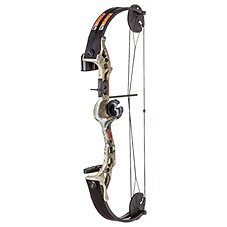 Bear Archery Warrior 3 Youth Bow Set