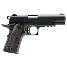 Browning 1911-22 A1 Black Label Semi-Auto Pistol with Rail