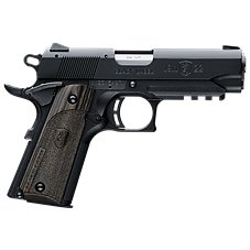 Browning 1911-22 Compact Black Label Laminate Semi-Auto Pistol with Rail