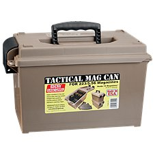 MTM Case Gard Tactical Magazine Can