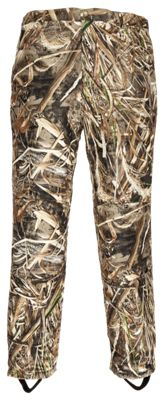 Drake Waterfowl Systems MST Bonded Fleece Pants for Men – Realtree Max-5 – 3XL