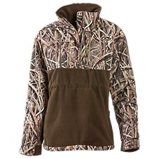 Drake Waterfowl Systems Lady Drake MST Eqwader Plus 1/4-Zip Pullover for Ladies