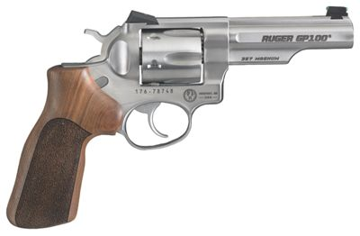 Ruger Gp100 Match Champion Double-Action Revolver 1754 by USA Ruger Pistols