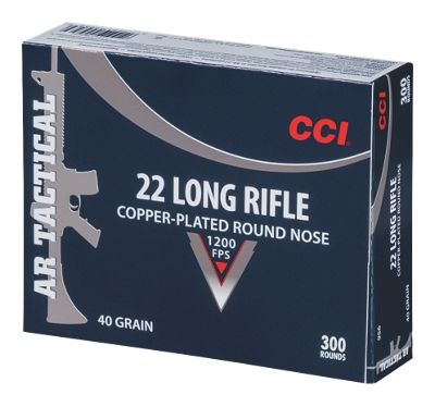 CCI AR Tactical Rimfire Ammo by