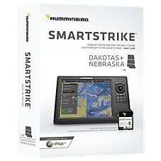 Humminbird SmartStrike Map Card