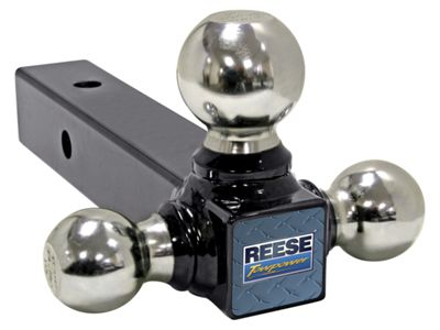 Reese Towpower Tri-Ball Hitch by