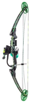 AMS Bowfishing SwampIt Bowfishing Compound Bow Package - Right Hand thumbnail