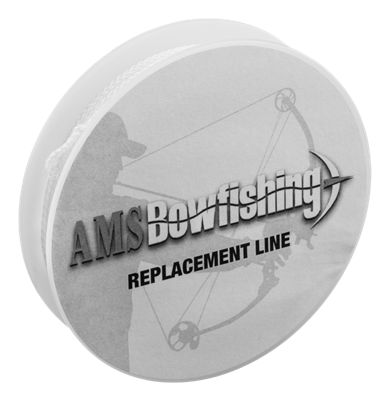 AMS Bowfishing Replacement Braided Spectra Bowfishing Line