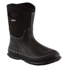 Perfect Storm Cloud Mid Waterproof Boots for Ladies - Black