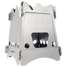 Emberlit Stainless Steel Backpacking Stove