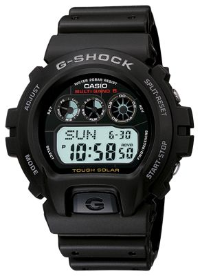 Casio G-Shock Atomic Solar Watch for Men