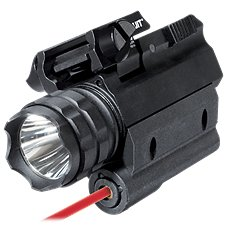 Pursuit Rail-Mount Firearm Light/Laser Sight