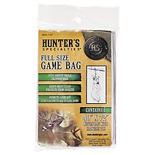 Hunter's Specialties Full Size Game Bag