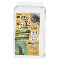 Hunters Specialties Quarter Size Game Bag - 4-Pack
