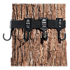 Ridge Hunter Archery Treestand Accessory Holder - 4-Hook