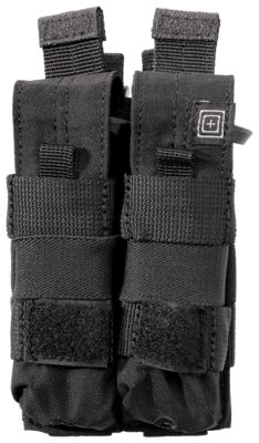 511 Tactical Double Mag Pouch Pistol BungeeCover