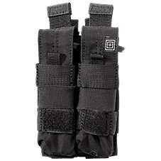 5.11 Tactical Double Mag Pouch Pistol Bungee/Cover