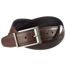 RedHead Genuine Leather Reversible Belt for Men