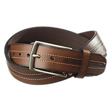 RedHead Genuine Leather Accent Belt for Men