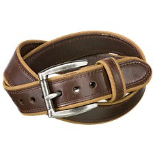 RedHead Leather and Canvas Belt for Men
