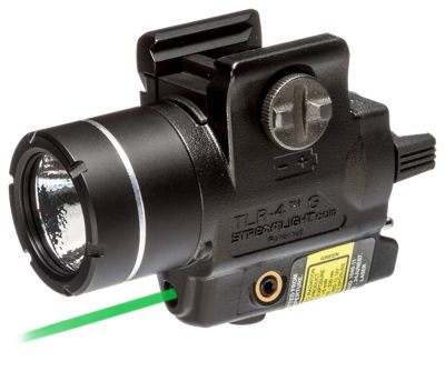 Click here to buy Streamlight TLR-4 G Tactical Gun-Mount Light.