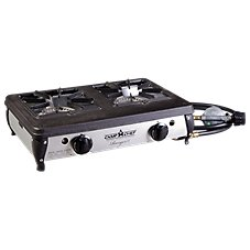 Camp Chef Ranger II 2-Burner Stove
