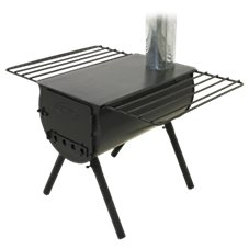 Camp Chef Alpine Heavy Duty Cylinder Stove Image
