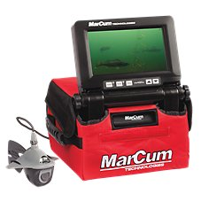 MarCum VS485c Color Underwater Viewing System Image