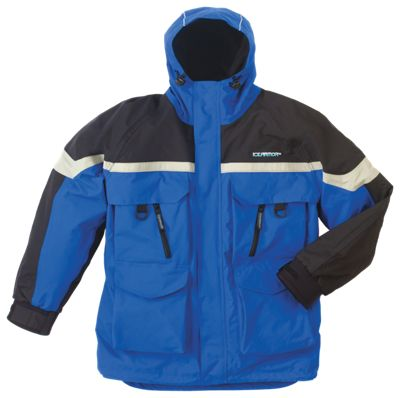 IceArmor by Clam Edge Cold-Weather Parka for Men - Blue - XL