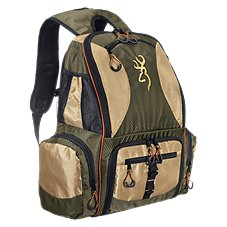 Browning Fishing Backpack Tackle Bag or System