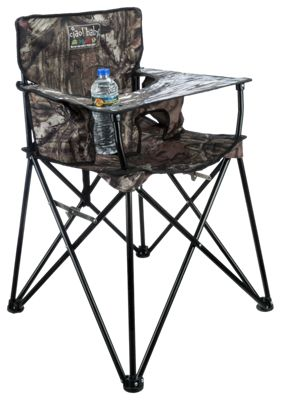 ciao! baby Portable High Chair - Mossy Oak Break-Up Infinity