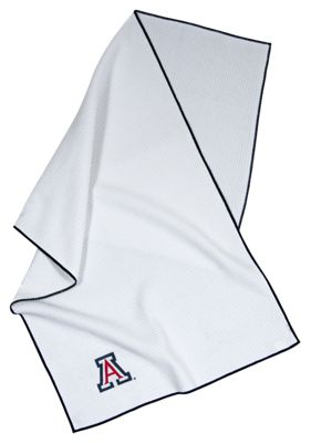 Team Effort NCAA Embroidered Microfiber Towel - Arizona