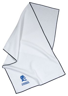 Team Effort NCAA Embroidered Microfiber Towel - Duke
