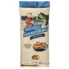 Uncle Buck's Fish Batter Mix - Original