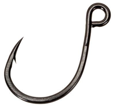 VMC Inline Single Hook Black Nickel