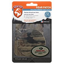 Gear Aid Gear Patches Camo Fabric Repair Patches