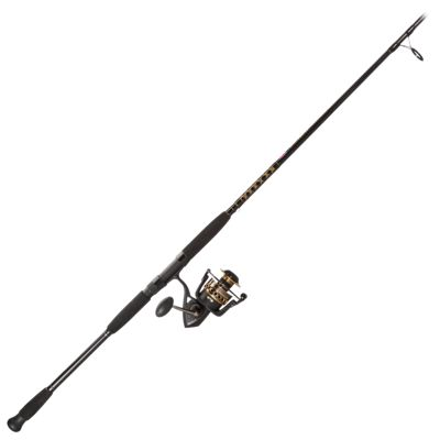 PENN Battle II Surf Rod and Reel Spinning Combo thumbnail