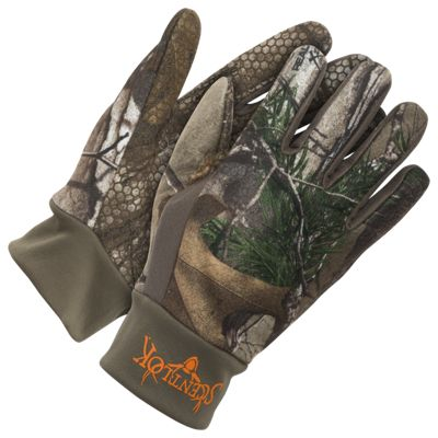 Scent-Lok Full Season Shooters Gloves for Youth - Realtree Xtra - L/XL thumbnail