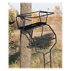 Big Game Treestands Guardian XL 2-Person Ladder Stand