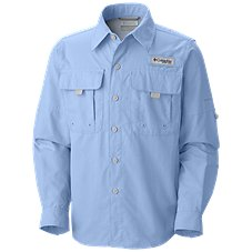 Columbia Bahama Long-Sleeve Shirt for Boys