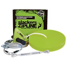 B4 ADVENTURE Slackers Falcon Flyer Seat Zipline Kit