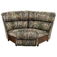 Lane Furniture Cabin Collection Sectional Wedge