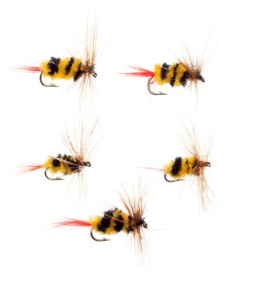 K & E Stopper Lures Bee Bug Fly Assortment