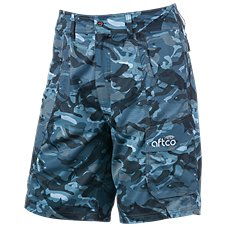AFTCO Tactical Fishing Shorts for Men