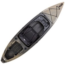 Ascend FS10 Sit-In Angler Kayak - Camo