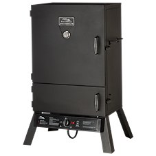 Masterbuilt Sportsman Elite 40'' Extra Wide Two-Door Propane Smoker