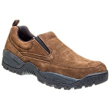 RedHead XTR Moc III Suede Slip-On Shoes for Men